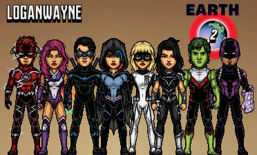 Teen Titans (Earth 2)