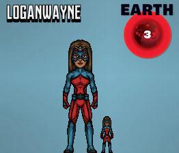 Atomica (Earth 3)