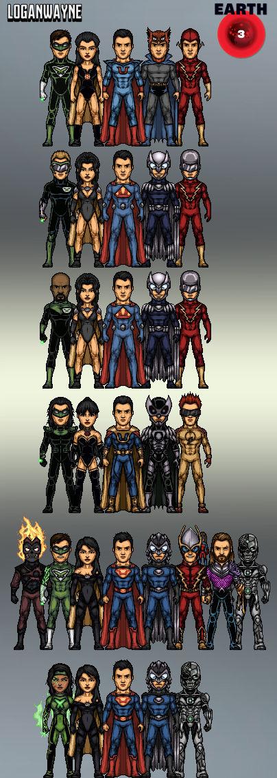 Crime Syndicate (Earth 3)