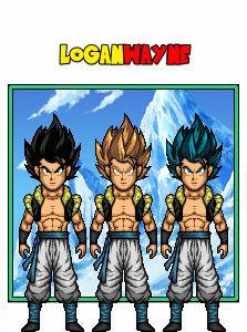 Gogeta - Dragon Ball Super: Broly