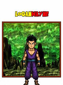 Gohan - Tournament of Power - DBS Manga