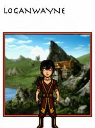Zuko - Avatar: The Last Airbender - Season 3 by LoganWaynee