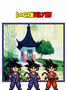 Kid Goku - Dragon Ball