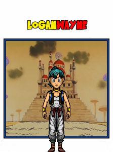 Bulma - Dragon Ball - Arab Costume