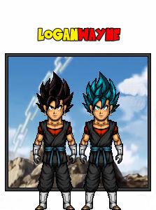 Vegetto - Super Dragon Ball Heroes