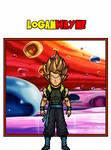 Xeno Gogeta - SSJ - Super Dragon Ball Heroes