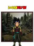 Xeno Gohanks - Super Dragon Ball Heroes
