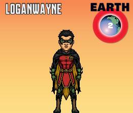 Robin [Damian Wayne] (Earth 2)