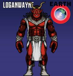 Trigon (Earth 2)