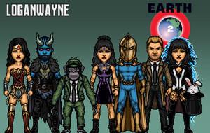 Justice League Dark (Earth 2)