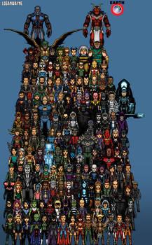 DC's Multiverse Earth-2