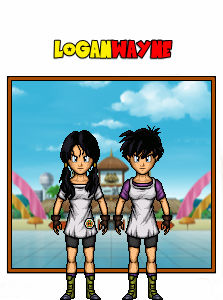 Videl - Buu Saga - Dragon Ball Z