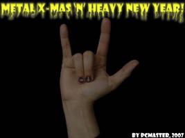 Metal X-mas'n'Heavy New Year