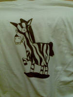 Zebra by pcmaster
