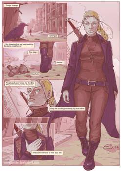 SANCTUS: Page 1