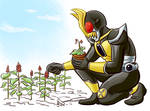 Agito doing what Agito does best
