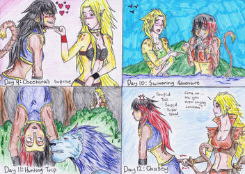 Cheetara and Lonasha: Days Before Destruction 3 by Kintaroo