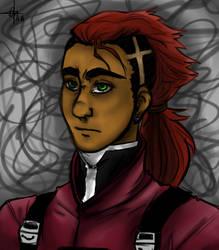 Blaze in Dishonored-High Overseer