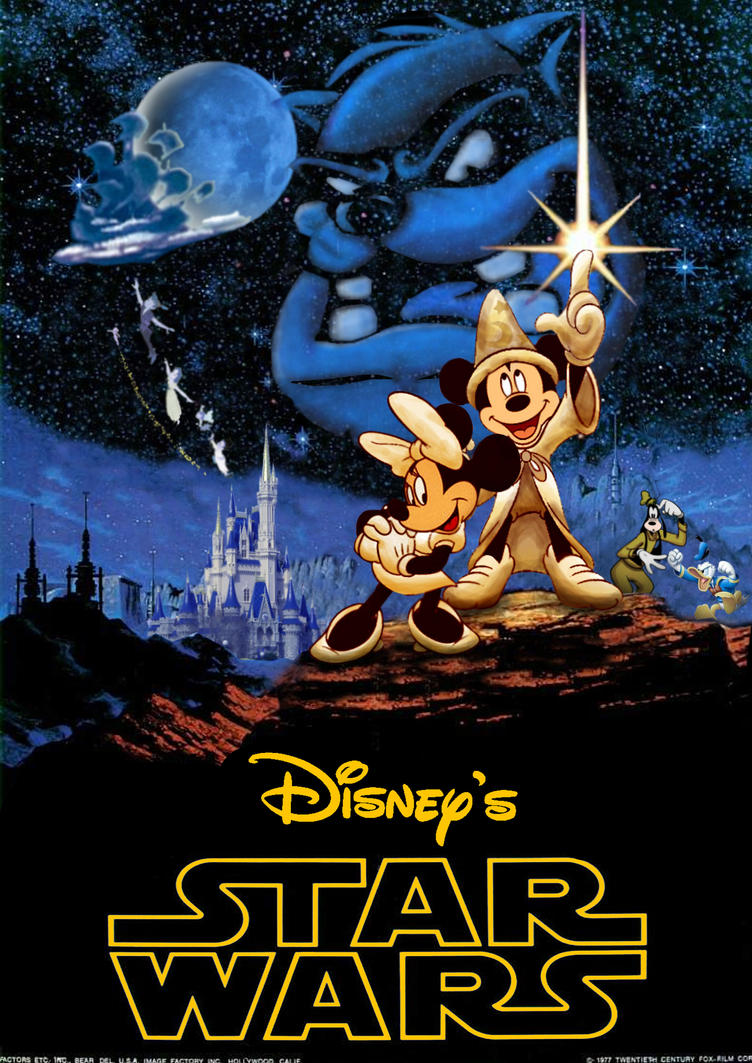Disney's Star Wars by Stallnig