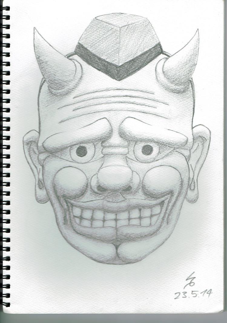 Mask by Stallnig