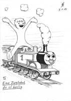 5 Eine Zugfahrt, die ist lustig by Stallnig