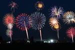 Fireworks...lol