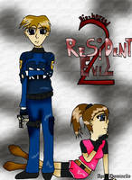 Heros of RE2 by Ferriman