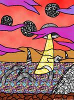 Alien World by Ferriman