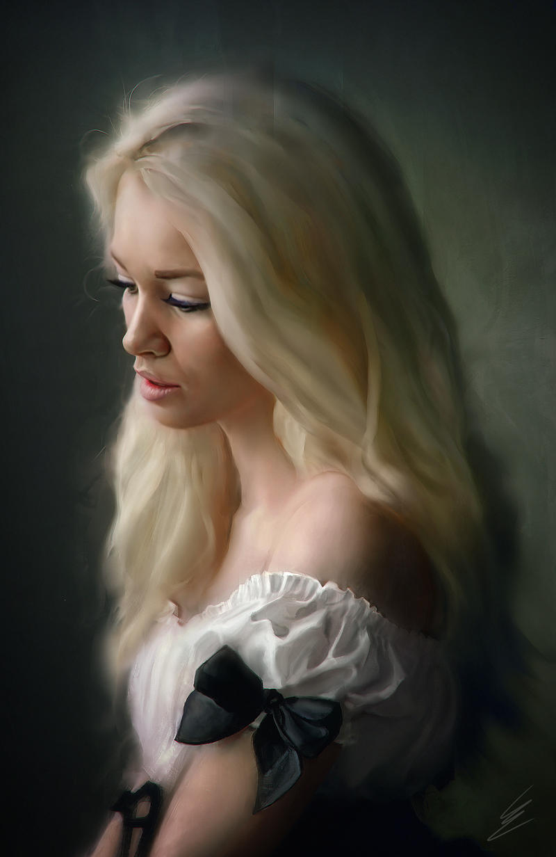 Blonde art images 35