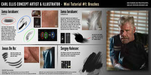 Ron Perlman Tutorial + Links to Brushes