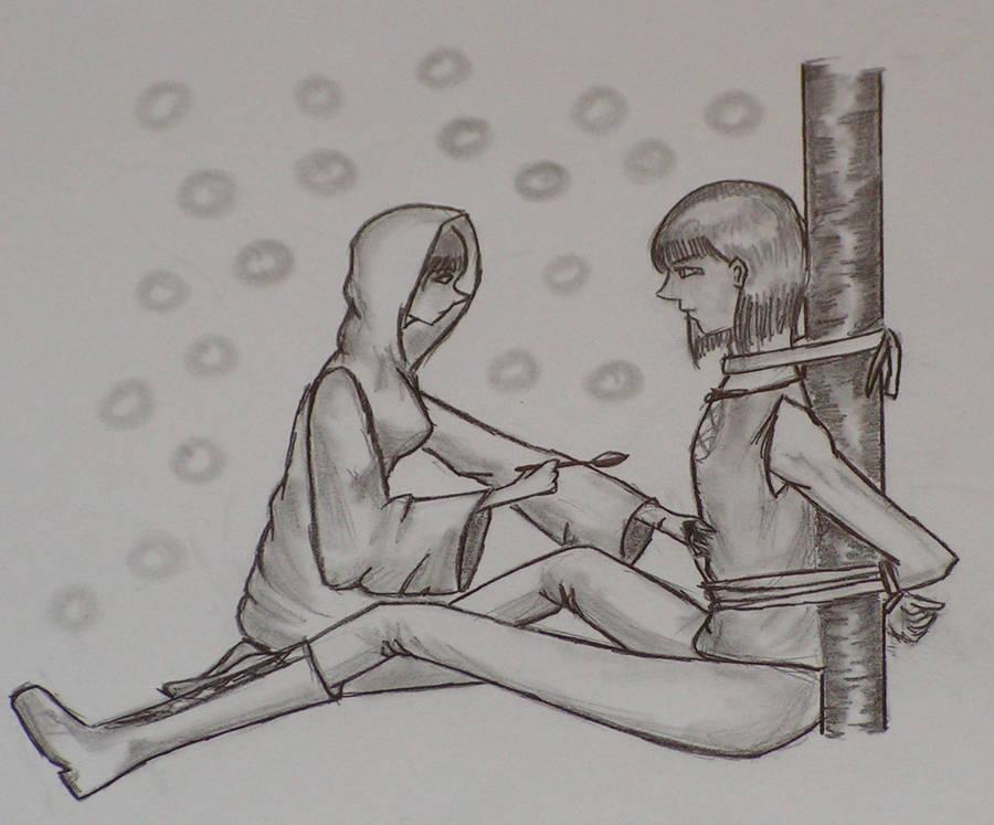 Cirila and Kayleigh by Anspire