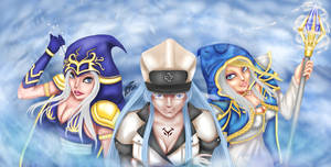Winter Ladies by Anspire