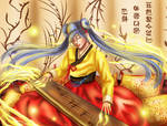 Gayageum Sona (League of Legends)