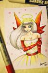 Angel+Demon Hybrid ($10 Patreon reward)