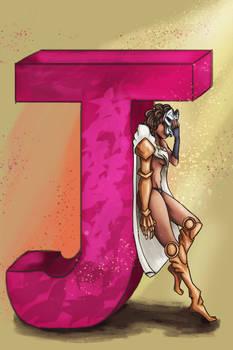League of Legends - Female Jhin - J