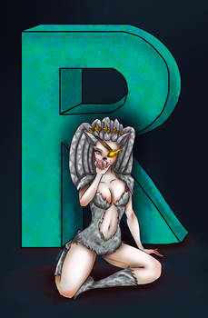 League of Legends - Female Rengar - R