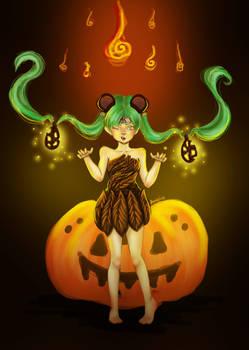 Halloween Foli