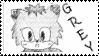 Grey Stamp by AleTheHedgehog99