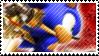 Sonic Stamp 004 by AleTheHedgehog99