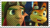Jak and Daxter Stamp 005 by Bakahorus