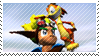 Jak and Daxter Stamp 007 by Bakahorus