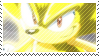Super Sonic Stamp 003 by AleTheHedgehog99
