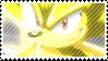 Super Sonic Stamp 003 by AleTheHedgehog99