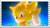 Super Sonic Stamp 002 by AleTheHedgehog99