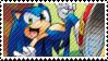 Sonic Stamp 012 by AleTheHedgehog99