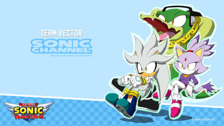 [Sonic Channel] Team Vector - Team Sonic Racing