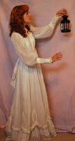 Nightgown with Lantern 6 by Valentine-FOV-Stock
