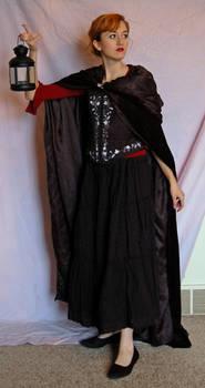 Cloak with Lantern 1