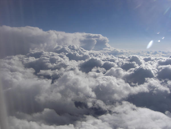 Above the Clouds 4