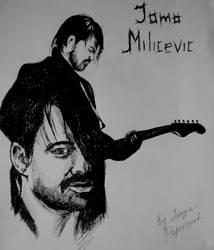 Tomo Milicevic by TanyaPaperniuk